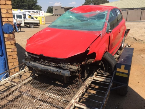 VW POLO 6 STRIPPING FOR SPARES