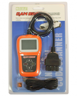 Diagnostic hand held OBD2 computer