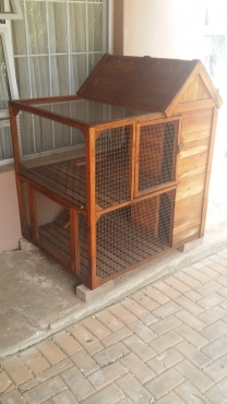 CAGE FOR RABBIT / GUINEA PIG
