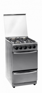 Zero 4 Burner Stainless Steel Gas Stove New -  1 Year Factory Warranty - LPGSASA Safe Appliance