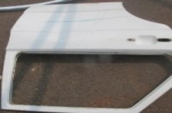 Volkswagen Golf 1 Right Rear Door Shell White For Sale