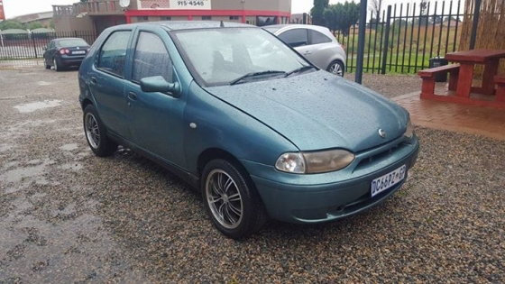 2005 Fiat Palio with mags