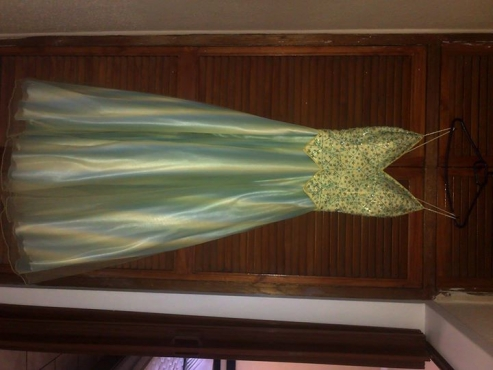 Stunning Ballroom Matric Fairwell dress