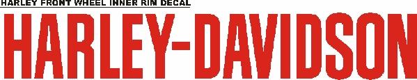 Harley Tank Spray Stencils Decals Stickers Graphics