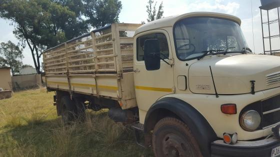 Merc Truck