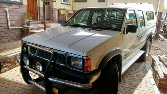 1998 Nissan hardbody 2 7 turbo diesel | Junk Mail
