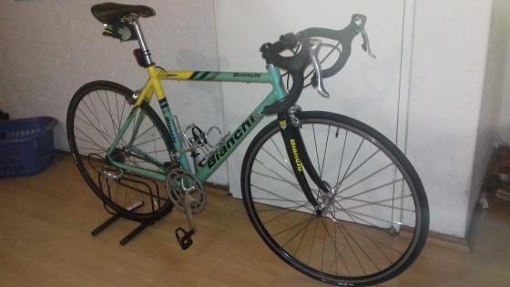 Bianchi Road Bike for Sale  d68431c1c
