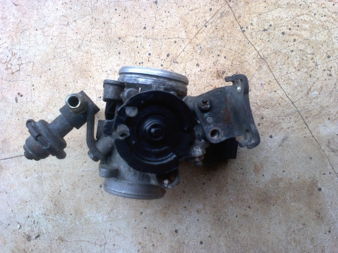 Yamaha YBR 250cc 2012 for throttle body assembly for sale.