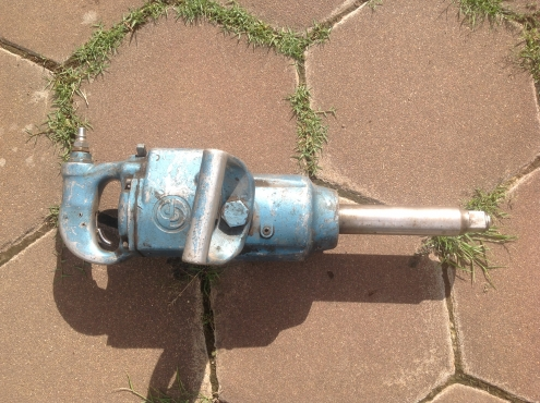 CP pneumatic wheel wrench