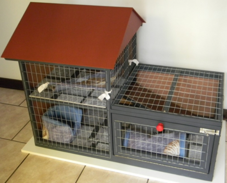 Ultimate Luxury Guinea pig or hamster cage