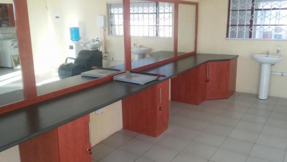 Furnished Salon for Rental
