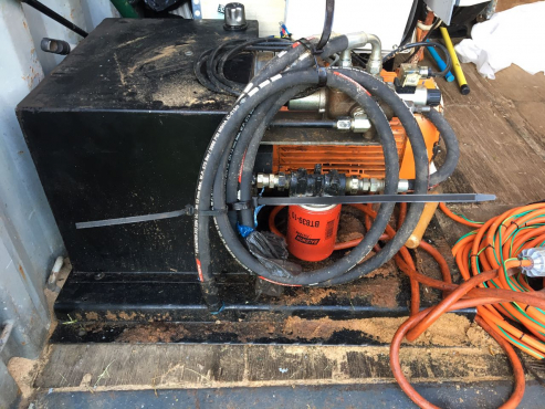 hydraulic power pack in Building and DIY in South Africa Junk Mail