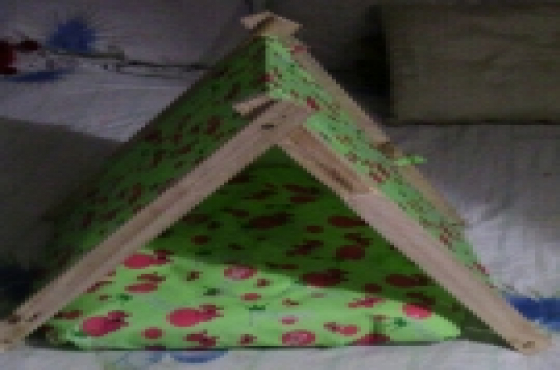 dog tents beds made