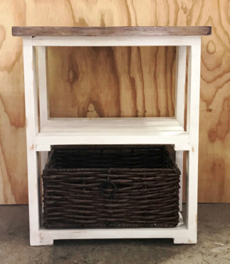 Night stand Cottage series 490 Two tone