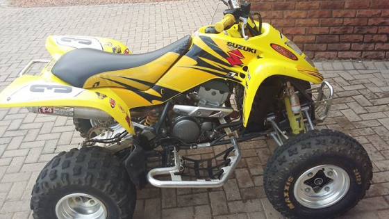 SUZUKI LTZ 400 2012 MODEL. | Junk Mail