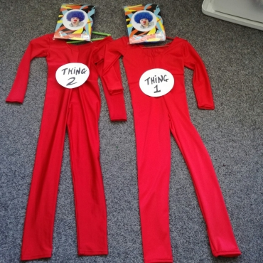 Kids Book character costumes for hire and accessories for sale / also for dress-up world book day at schools.