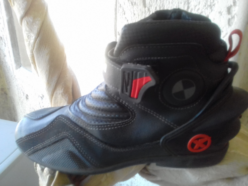 XPD bikers boots