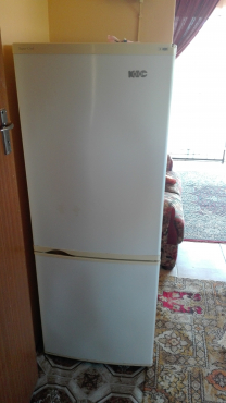 K.I.C fridge with deepfreezer for sale