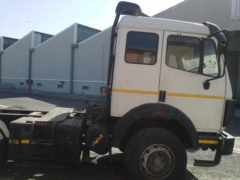 Mercedes Benz truck 2435 Power liner