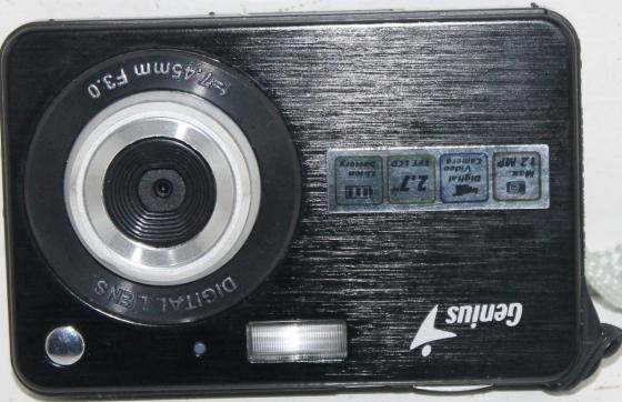 Genius Camera S023726A #Rosettenvillepawnshop