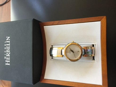Michel Herbelin Ladies watch for sale