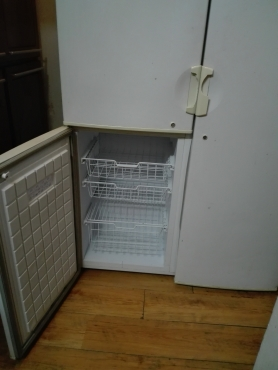 Astra Bauer 3 door fridge