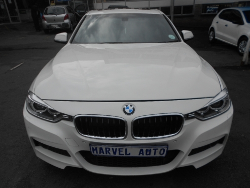 2014 Auto Bmw 3 Series 330d M Sport F30 For R275000 Junk Mail