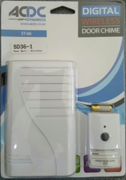 Wireless Doorbell Chime New