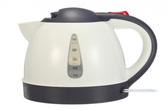 12V Kettle with clamps