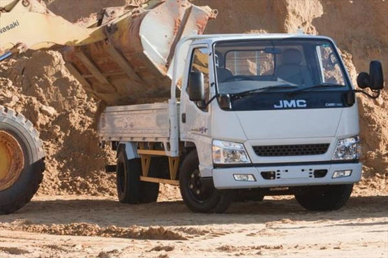 JMC	2.8 td single cab lwb dropside std