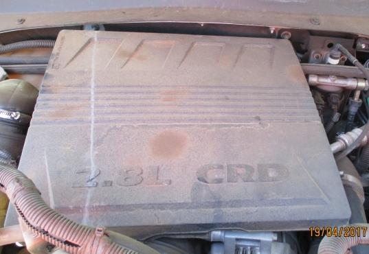 Dodge Nitro Used Parts Available