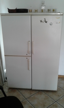Mercury triple door Fridge/Freezer combination, working condition