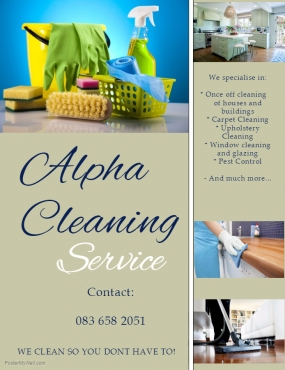 Alpha Cleaning Services
