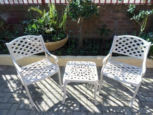 PatioSA high qulity aluminium cast 2 seater specials for indoor & outdoor use.