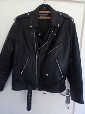 Leather Jacket Genuine leather jacket