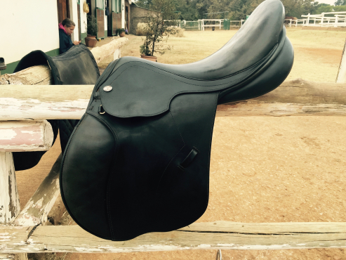 JC Jumper saddle