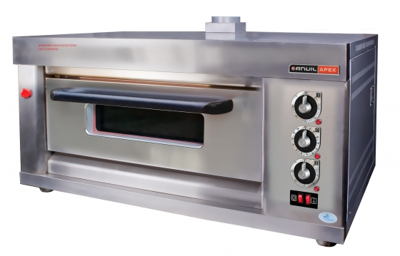 OVENS B/NEW  SINGLE DECK TO 3 DECK GAS & ELECTRIC