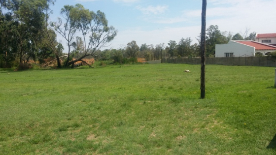 VACANT STAND ROBIN PARK - RANDFONTEIN PROPOSED FOR DEVELOPMENT OF 18 UNITS