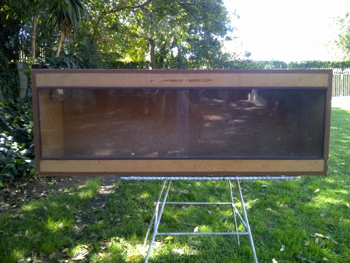 Enclosure for Reptile etc.