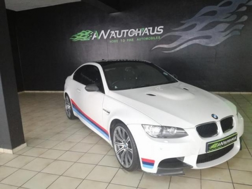 2010 BMW M3 Coupe M-DCT