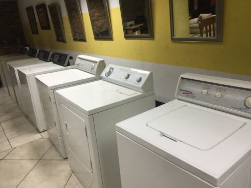 Speed Queen Washing Machines and Dryers