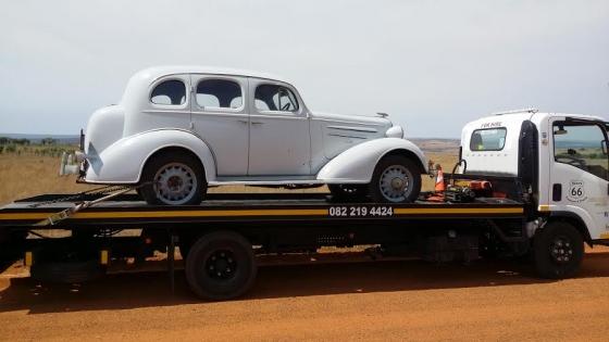 Car Towing & Car Transport Pretoria to Nelspruit.