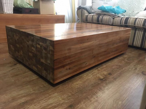 Weylandts 100% genuine wood coffee table