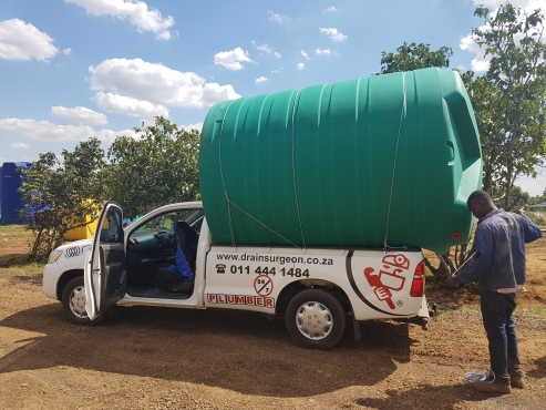 Water Tanks Transport Septic tanks