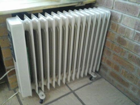 Large heater