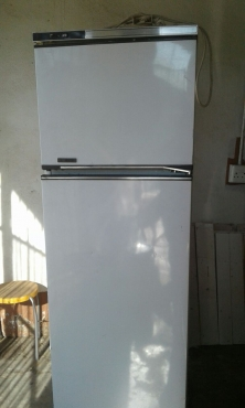 Fridge for sale. Needs gas