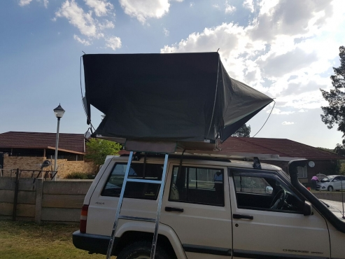 Tentco Overnighter Roof Top Tent & Tentco Overnighter Roof Top Tent   Junk Mail