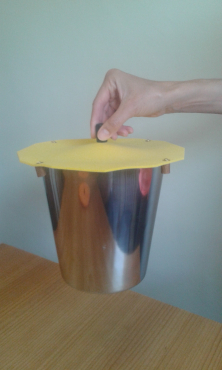 Carp Fishing - Carp Bait Bucket Cover