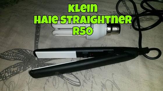 Klein hare straightner