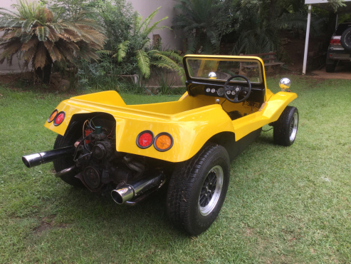 Beach buggy unfinished project (85%)